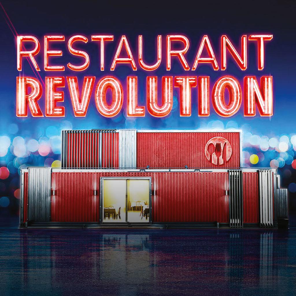 RESTAURANT REVOLUTION / COMPETITION